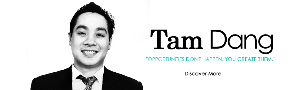 The Official Website of TAM DANG
